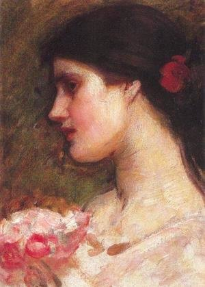 Waterhouse - Camellias 1910