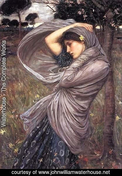 Waterhouse - Boreas  1903