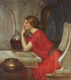 Waterhouse - Circe  1911