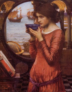 Waterhouse - Destiny  1900