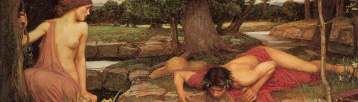 Waterhouse - Echo and Narcissus  1903