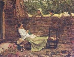 Waterhouse - Good Neighbours  1885