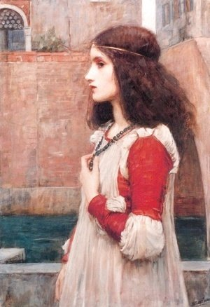 Waterhouse - Juliet  1898
