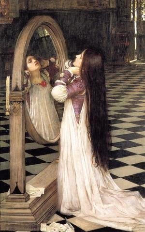 Waterhouse - Mariana in the South 1897