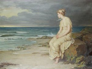 Waterhouse - Miranda  1875