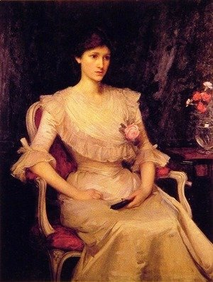 Waterhouse - Miss Margaret Henderson  1900