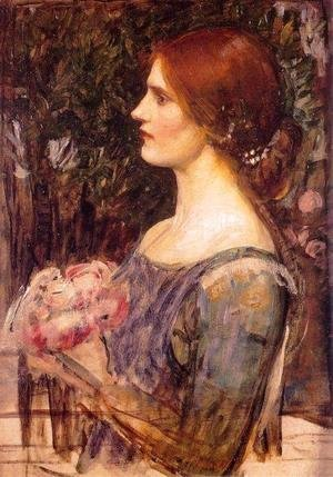 Waterhouse - The Bouquet  1908