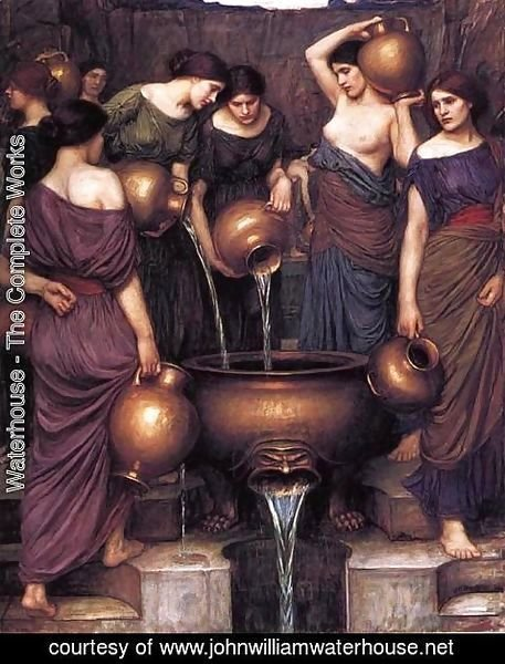 Waterhouse - The Danaides 1906