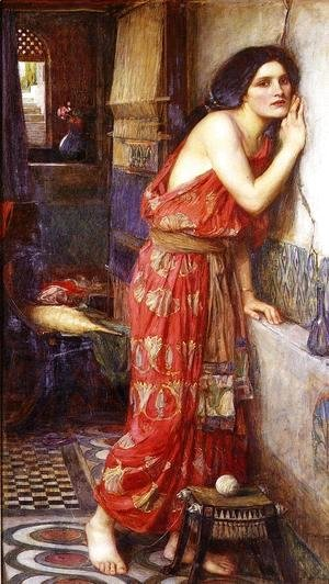 Waterhouse - Thisbe  1909