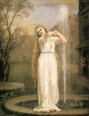Waterhouse - Undine  1872