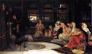 Waterhouse - Consulting the Oracle