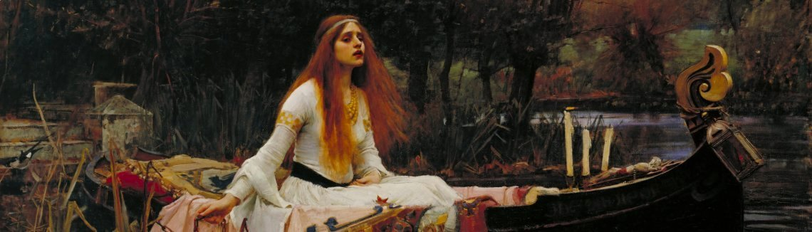 Waterhouse - The Lady of Shallot