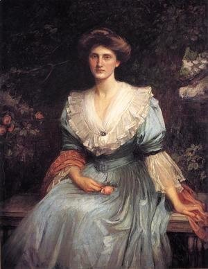 Waterhouse - Lady Violet Henderson