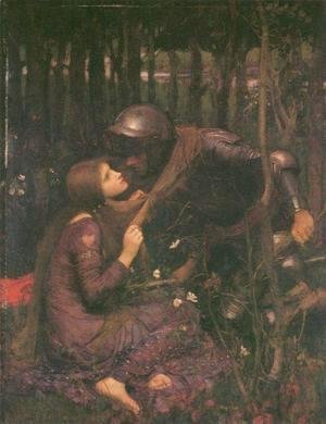 Waterhouse - La Belle Dame Sans Merci