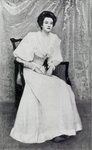 Waterhouse - Mrs. Charles Newton-Robinson