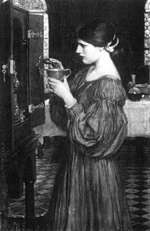 Waterhouse - The Love Philtre
