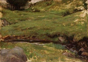 Waterhouse - Welsh Stream
