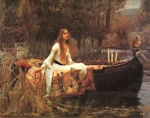 The Lady of Shalott III