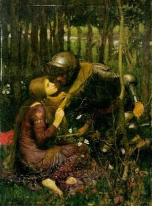Waterhouse - The Beautiful Woman Without Mercy