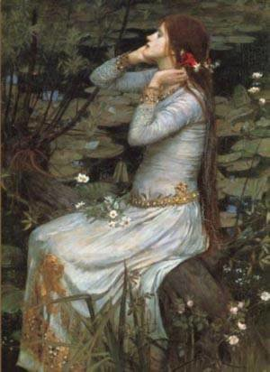 Waterhouse - Ophelia2