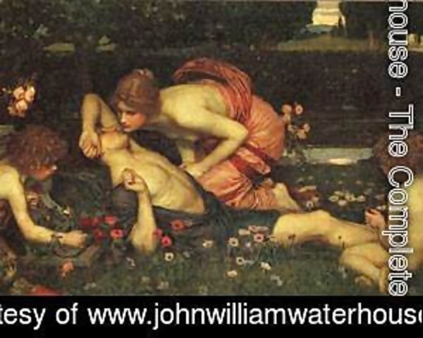 Waterhouse - The Awakening Of Adonis