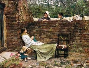 Waterhouse - Gossip