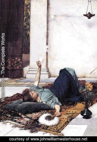 Waterhouse - Its sweet doing nothing