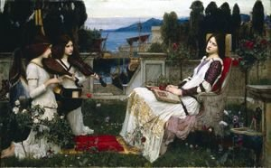 Waterhouse - Saint Cecilia