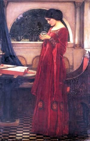 Waterhouse - Crystal Ball