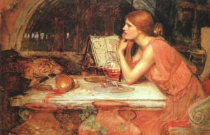 Waterhouse - The Sorceress